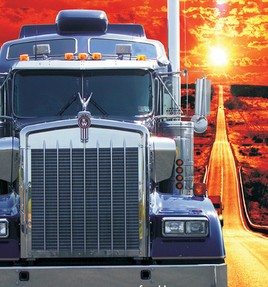 Frock Brothers Trucking delivers anywhere in the continental United States, as well as specific Canadian provinces.